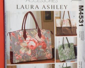 McCall's 4531 Business bag pattern Uncut Tech bag, laptop bag, brief case, messenger bag