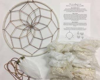 Ivory Love DIY Dreamcatcher Kit