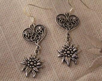 Edelweiss & Hearts