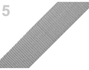 5 - Strap gray 30 mm polypropylene