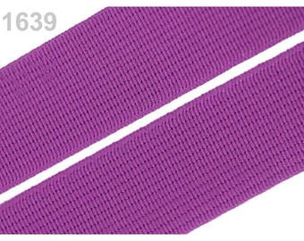 Ribbon and a 2 cm purple 1639