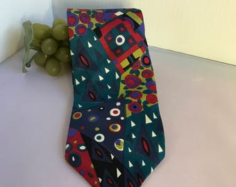 V288 Botany 500 Classic silk tie