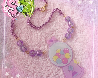 Bubble POP! NECKLACE