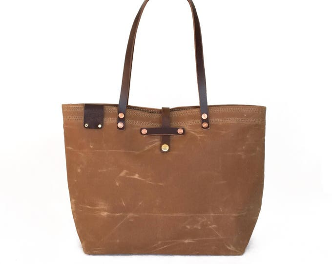 Percy - Large over the shoulder tote FREE SHIPPING