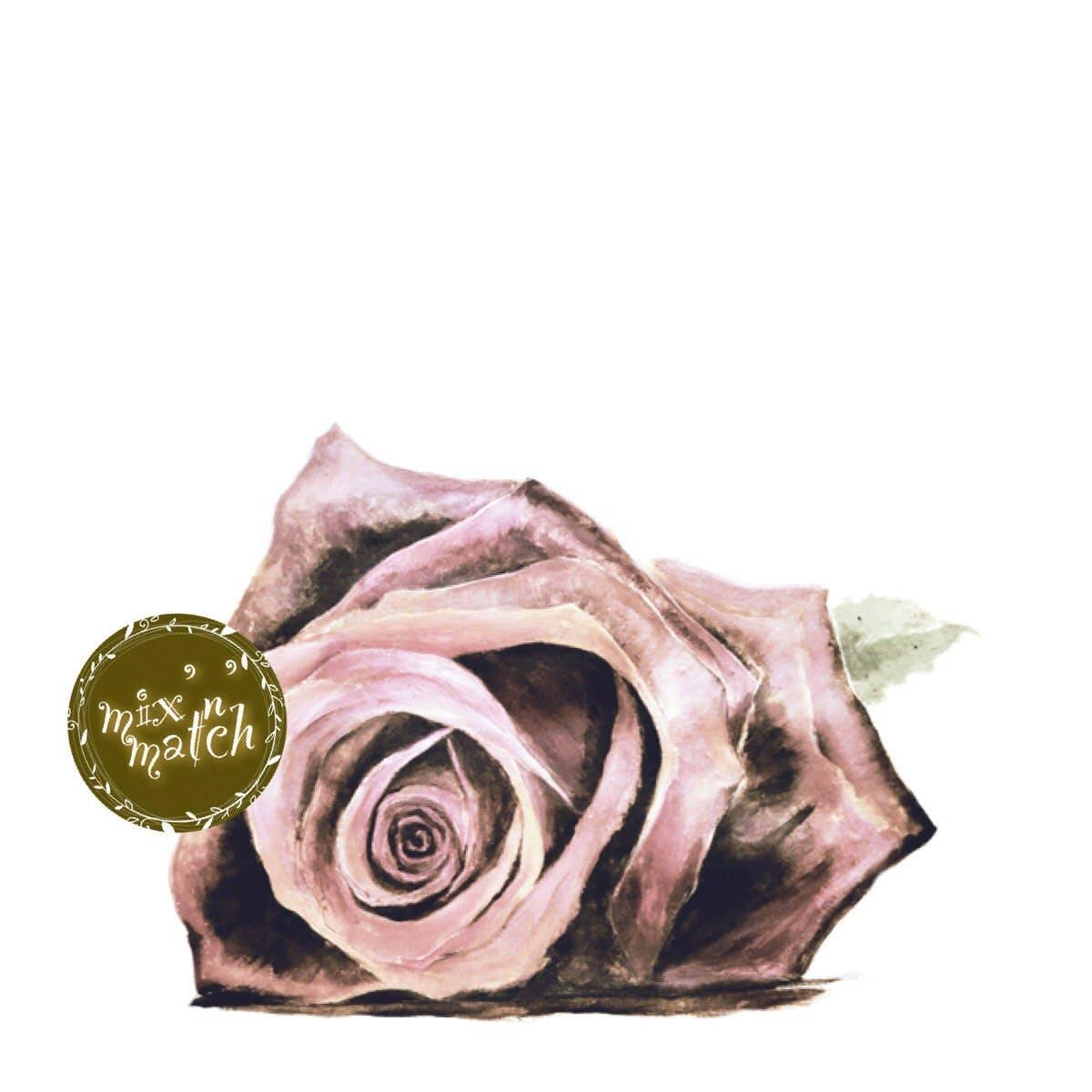 Pink Roses Vintage Png 54677 Loadtve