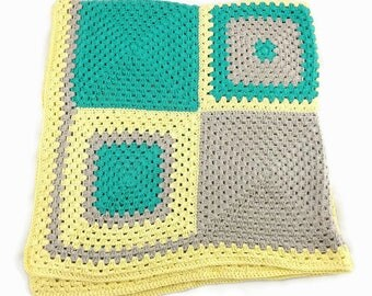 Organic Baby Blanket, Organic Cotton Blanket, Baby Shower Gift, Baby Blanket, Stroller Blanket, Organic Swaddle Blanket, Crib Blanket,