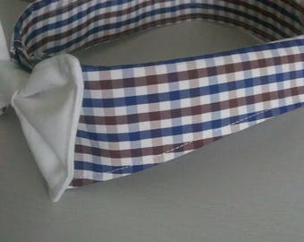 Pet collar and bow tie