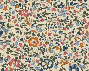 Liberty of London Tana Lawn Katie and Millie inMulitiple Colors -- 1/4 Yard