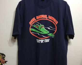 1994 University of Florida T-Shirt - UF Gators T-Shirt - Dawgie T-Shirt XL