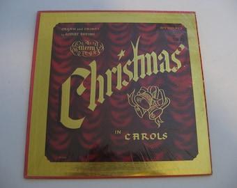 Robert Rheims - Christmas in Carols - Circa 1962
