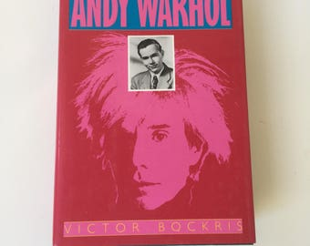 The Life and Death of Andy Warhol by Victir Bockris