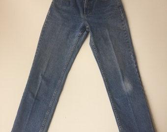 Vintage 1990s Jordache Mom Jeans Sz 8 Petite
