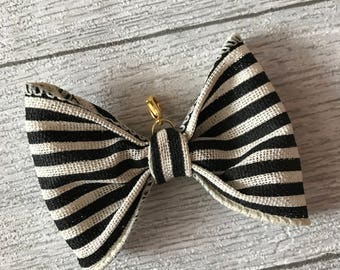 Planner Bow  Charm