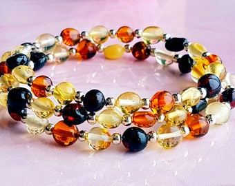 Amber Bracelet Baltic Amber Real Amber