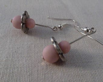 "Earrings ""So Cute"" pink"