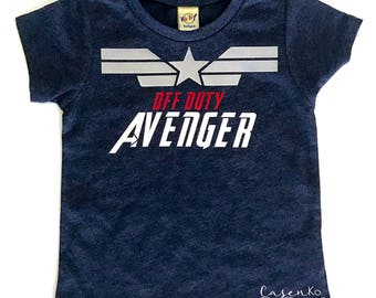 Off Duty Avenger