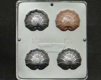 Sea Shell Candy Mold for Chocolate Candy Making  176