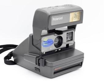 NEAR MINT Polaroid Camera // Talking OneStep Flash 600 // Film Tested // Working
