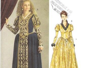 Butterick 5114 Misses' Renaissance Costume Pattern, 14-20