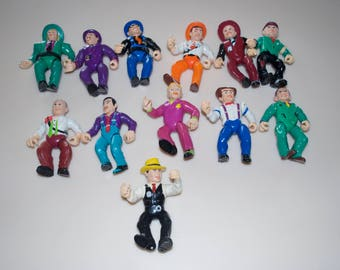 Choose One: Dick Tracy Disney Playmates Action Figures