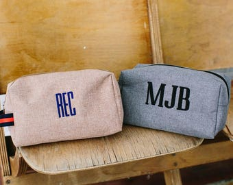 Heartstrings Personalized Dopp Kit