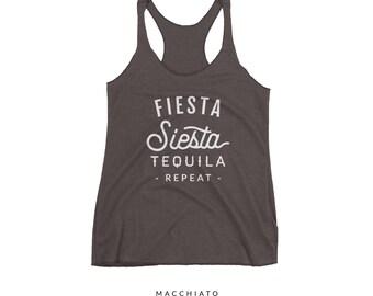 Fiesta Bachelorette Party Tank Top