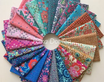 Soul Mate by Amy Butler for Free Spirit - Fat Quarter Bundle of 24 fabrics