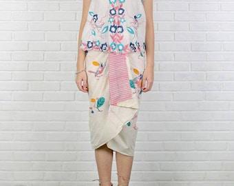 Padmarini Cendani Kebaya Set And Skirt, White Kebaya, Kebaya Embroidery, Kebaya Wedding Dress, Ethnic Handmade Dress, Wedding Dress