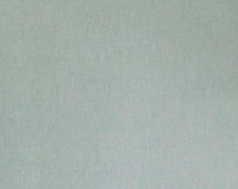 Fabric - Robert Kaufman - Essex Yarn dyed linen/cotton - Aqua - medium weight woven.