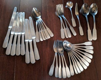 Towle Set of Stainless Silverware