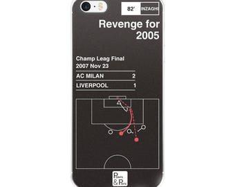 AC Milan Soccer iPhone Case: Revenge for 2005 (2007)