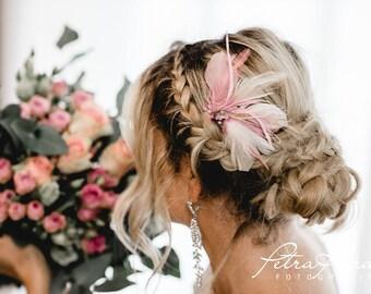 N36 Bridal Veil, wedding hairstyles, Bohos, bridal hairstyles, hair ornaments, comb, bridal headpieces, Fascination, vintage, ivory