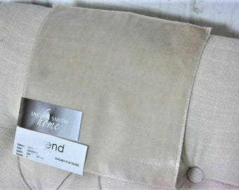 Velvet Pillows, Ivory, Designer Pillows, Decorative, Accent, Throw Covers, 24x24, 22x22, 18x18, 16x16, 20x20, 26x26, Lumbar, Pillow Covers