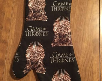 Game Of Thrones Oven Mitt