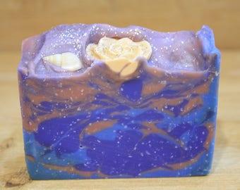 Organic All Natural Facial Soap, Handmade Artisan Soap, Cold Process Soap, Handmade CP, Armenian Handmade Soap,Face and Body Bar, Vegan Soap
