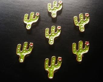 Cactus Floating Charm for Floating Lockets-Gift Idea For Women