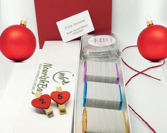Valentine beauty gift set: Natural Lotion Bars, vegan beauty set