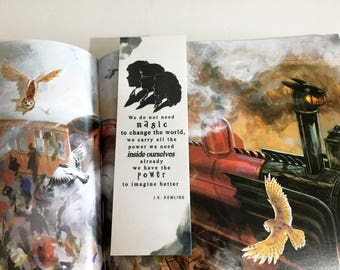 Albornoz Harry Potter | | Bookmark Harry Potter