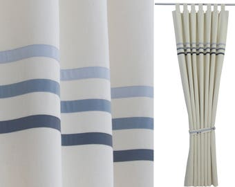 High End Bespoke Minimalist Children S Curtains By