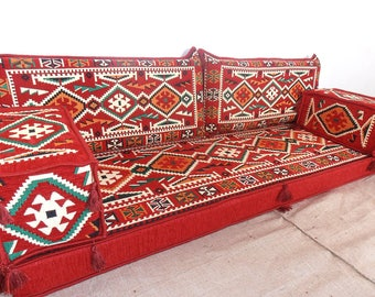 Good Arabic Style Majlis Floor Sofa Set, Floor Couch, Oriental Floor Seating, Floor  Seating