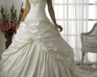 Vestido de novia Bridal