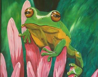 Frog Art