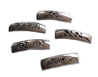 Intermediate 5 steel for making leather bracelets