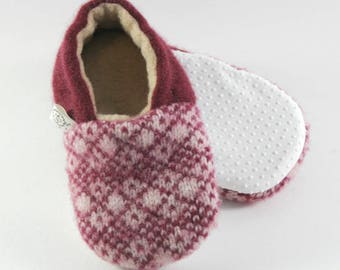 Toddler Easter Gift- First Birthday Gift- Baby Shoes- Toddler Slippers- Toddler Girl Gift- Boho Baby- Eco Baby- Natural Baby Gifts