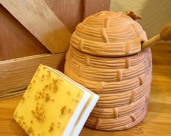 Oatmeal & Goat Milk Soap Bars, Dried Oats and Goat's Milk Soap, Oatmeal and liquid Goat's Milk Soap