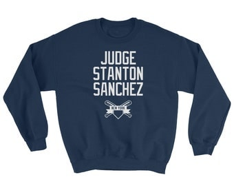 New York Baseball Sluggers Sweatshirt