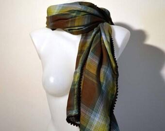 scotish scarf