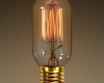 vintage light bulb squirrel cage style edison light bulbs mason jar chandelier