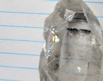Terminated Ultra Clear Quartz Crystal | Raw Quartz Crystal | Clear Quartz Crystal Point | Elegant Quartz | Healing Quartz Crystal For Sale |