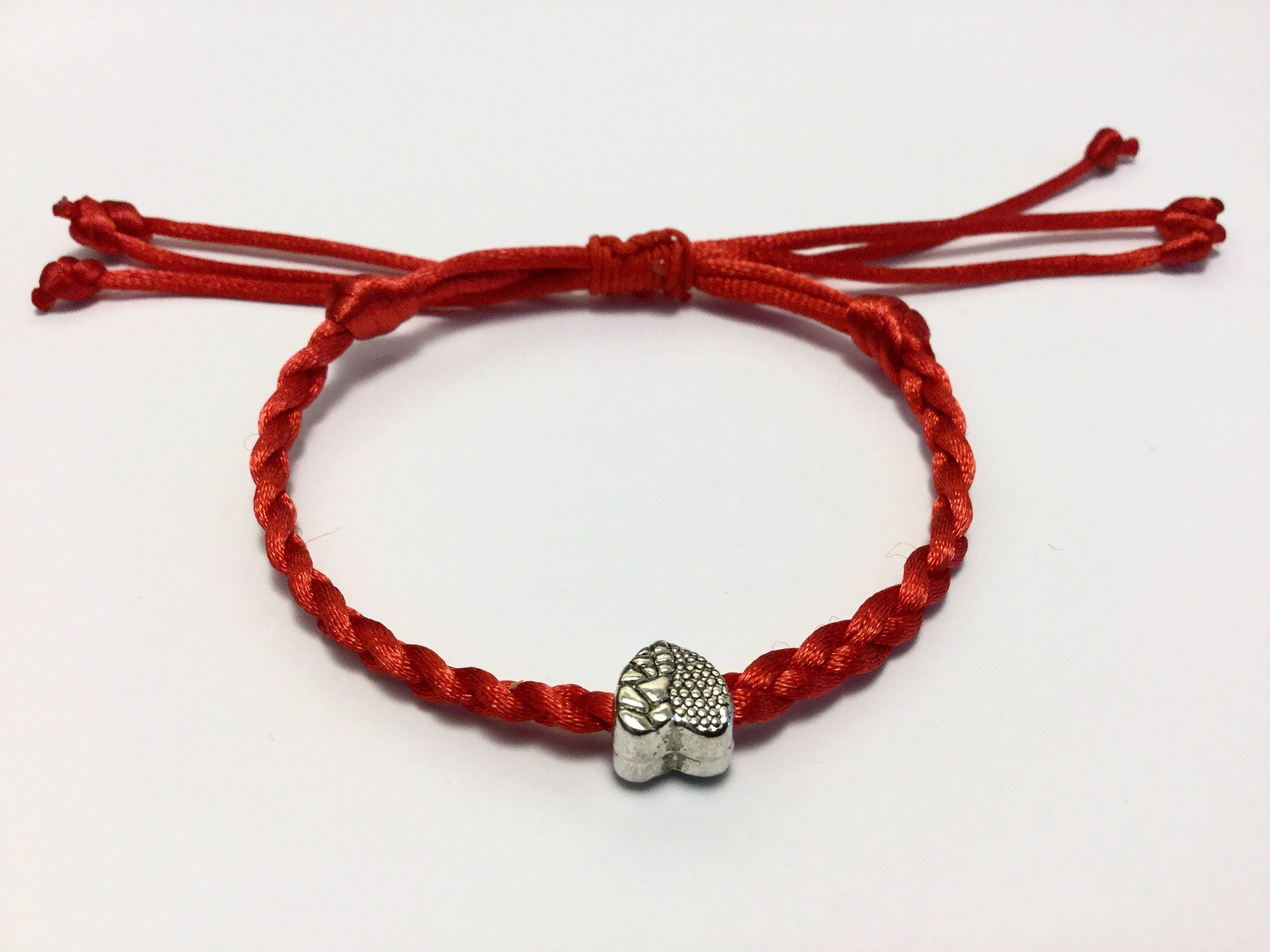 luck dswdjhbw elephants good gifts vafa bracelet string all charm red